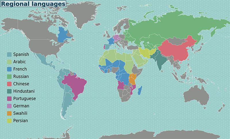 languages of the world pdf